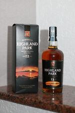 Highland Park 12 Jahre, Old Label