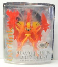 Batman Beyond Energy Surge Action Figure TV Series Hasbro complete Cut Card