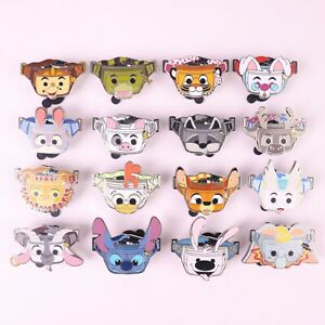 Fanntasy Packs Mystery Fanny Pack Complete Set Disney Pin