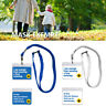 Face Mask Covering Exempt Card Exemption UK Asthma COPD Disability With Lanyard