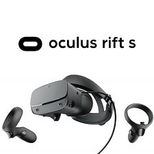 Oculus Rift S VR Computer PC Powered Virtual Reality Gaming Headset System