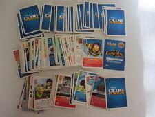 "Disney CLUB PENGUIN ""Card-Jitsu"" Trading Cards - BULK LOT ~ 123 Cards (Topps)"