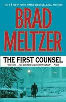 The First Counsel by Meltzer, Brad in Used - Very Good