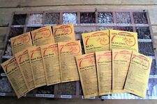 Heirloom Beans Bean lovers` Collection  (14 packets)- from Life-Force Seeds