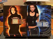 James Cameron's Dark Angel Seasons Lot of 2 (Complete Season 1 & 2) Box Sets