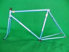 Bridgestone Light Blue Keirin Frame Track Bike Fixed Gear Single Speed Pista