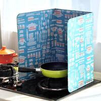 HD_ Kitchen Cover Anti Splatter Shield Guard Cooking Frying Pan Oil Splash Tools