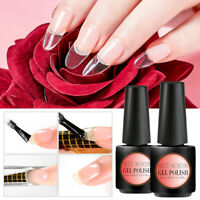 MEET ACROSS 7ml UV LED Quick Poly Extension Builder Nail Art Gel Polish Manicure