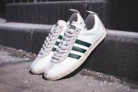 Adidas Originals Trainer Spezial White Green BA7877 ( UK 10 ) SPZL Lacombe Retro