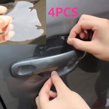 4pcs Unsichtbares Auto-seitliches Tür-Handgriff-Farben-Kratzer-Schutz-Blatt Neu