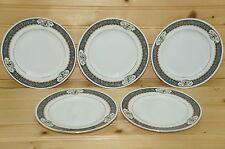 """MZ Altrohlau ALT39 Set of (5) Bread & Butter Plates, 6 1/4"""""""