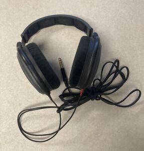 SENNHEISER HD 580 Precision Wired Headphones - Tested & Working