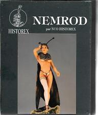 54mm Nemrod N54F003 Femme Papillon (Moth Girl) - Semi Nude - Resin Model Kit