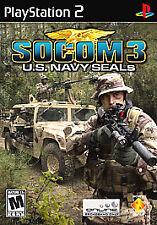 SOCOM 3 U.S. Navy Seals, (PS2)