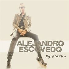 ALEJANDRO ESCOVEDO cd Big Station 2012 NEW SEALED w/ Chuck Prophet Austin TX