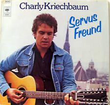 LP / CHARLY KRIECHBAUM / AUSTRIA / RARITÄT /