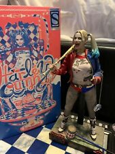 Hot Toys Harley Quinn Figure (Sideshow EXCLUSIVE) All accessories (U.S. SELLER)