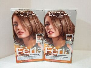 2 FERIA MULTI-FACETED SHIMMER HIGHLIGHTING B61 HI-LIFT COOL BROWN MM 20877