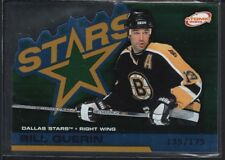 BILL GUERIN 2002/03 PACIFIC ATOMIC #32 BLUE PARALLEL STARS SP #135/175