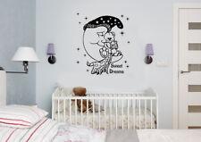 Large Nursery Kids Boys Bedroom Sweet Dreams  Wall Art Sticker/Decal