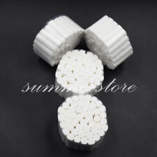 50 Pcspackage Dental Disposable Absorbent Cotton Fibers Soft Rolls 10mm38mm