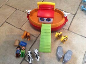 Playmobil 123 Noahs Ark My Take Along Ark 6765