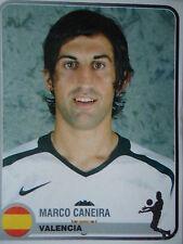 Panini 351 Marco Caneira FC Valencia Champions Europe 1955-2005