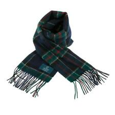 Scottish 100 % Lambswool Tartan Clan Scarf Colquhoun Brand New Made In Scotland
