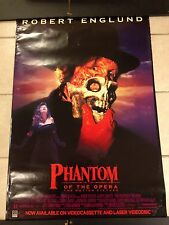 PHANTOM OF THE OPERA MOVIE POSTER. ROBERT ENGLUND