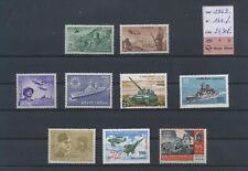 LM80821 India 1963 tanks army soldier fine lot MNH cv 26,3 EUR