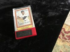Hank Aaron Limited Edition Signed Baseball Card 508 of 2000