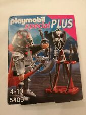 Playmobil 5409 Specials Plus Knight with weapons & stand figure