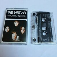 THE VERVE A NORTHERN SOUL CASSETTE TAPE VIRGIN HUT UK 1995