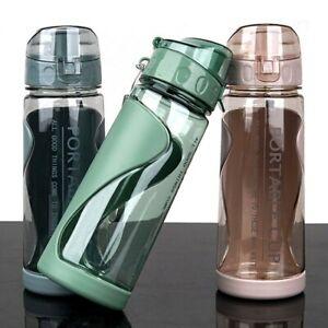 500ml BPA FREI Kinder Flaschen Outdoor Sport Schule Trinkbecher Wasser Flasche