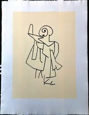 PAUL KLEE * VERY RARE LIMITED EDITION PRINT 1999 *  laid paper