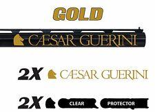 CAESAR GUERINI Vinyl Decal Sticker For Shotgun BARREL / Case / Gun Safe / Car b