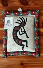 Kokopelli Wall Art Pillow Kay Dee Designs