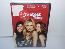 The Sweetest Thing (DVD, Canadian Unrated Widescreen) NEW - Many Extras