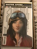 STAR WARS DOCTOR APHRA #25 ROD REIS GALACTIC ICONS VARIANT COVER 2018 marvel