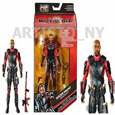 "DC Comics Multiverse Suicide Squad Deadshot Figure 6"" FREE&FAST SHIPPING USA"