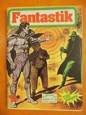 Fantastik. Zaroc le passé et l'avenir. N° 8 du 3ème tri 1976. éditions S.E.P.P.