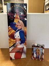1993 Score Dallas Cowboys Cheerleaders Complete Sealed Set 1 Autograph & 1 3D
