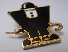 Pin's mode vêtements /  logo marque London style (London Styl') EGF