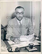 1944 House of Tata Industrialist Ardeshir D Shroff of India Press Photo