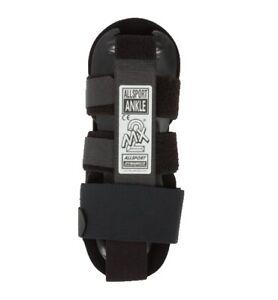 Allsport Dynamics 147 MX-2 Right Ankle Support Brace Adult Motocross BMX MTB