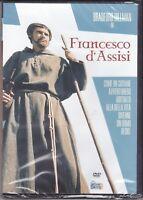Dvd **FRANCESCO D'ASSISI** con Bradford Dillman nuovo 1961