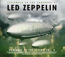 A Tribute to DEL Zeppelin-staiways TO THE...: Hommage to... vol.2 Digi-CD - 700026