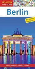 GO VISTA: Reiseführer Berlin von Ortrun Egelkraut (2016, Kunststoffeinband)