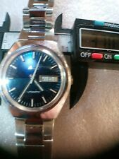 Thermidor automatic date-day,17 jewels swiss made , vintage