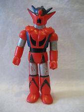 """vintage Popy GETTER ROBO vinyl toy 5"""" Japanese robot hero sofubi Getta 1 shogun"""